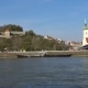 Stary Hrad - Ancient Castle in Bratislava. Bratislava Is Occupying Both Banks of the River Danube