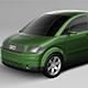 Audi A2 - 3DOcean Item for Sale