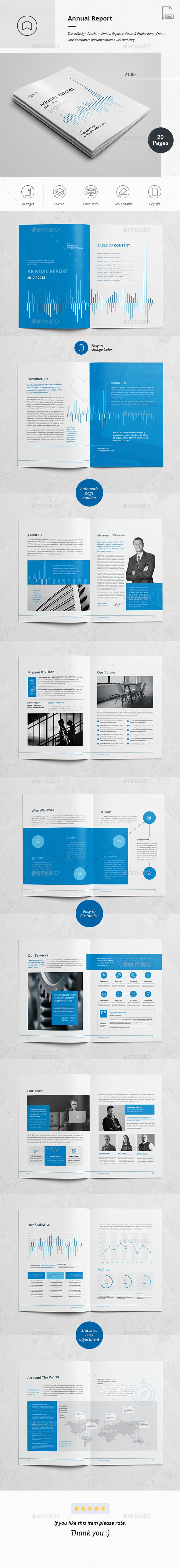 GraphicRiver Annual Report 20988331