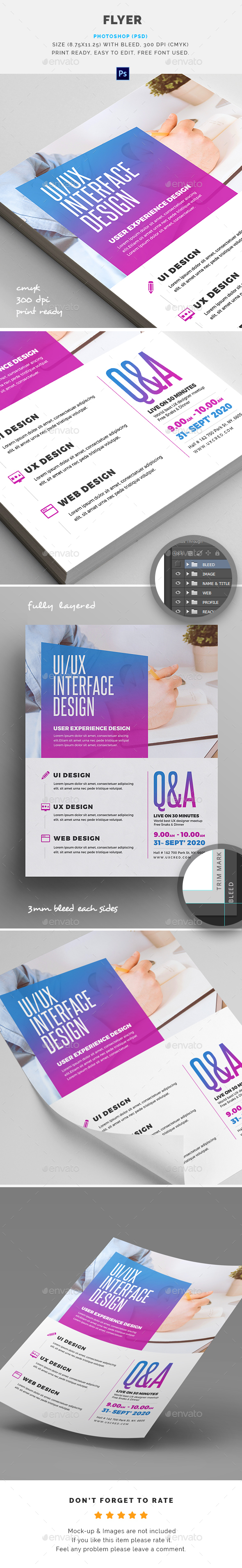 GraphicRiver Flyer 20988504