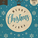 Merry Christmas Vintage Flyer - GraphicRiver Item for Sale