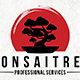 Japanese Bonsai Tree Logo