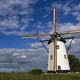 The White Mill near Meeuwen in the Dutch province Noord-Brabant - PhotoDune Item for Sale