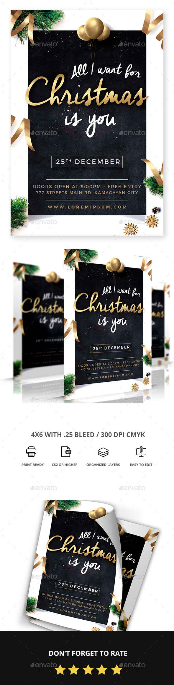 GraphicRiver Christmas 20988842
