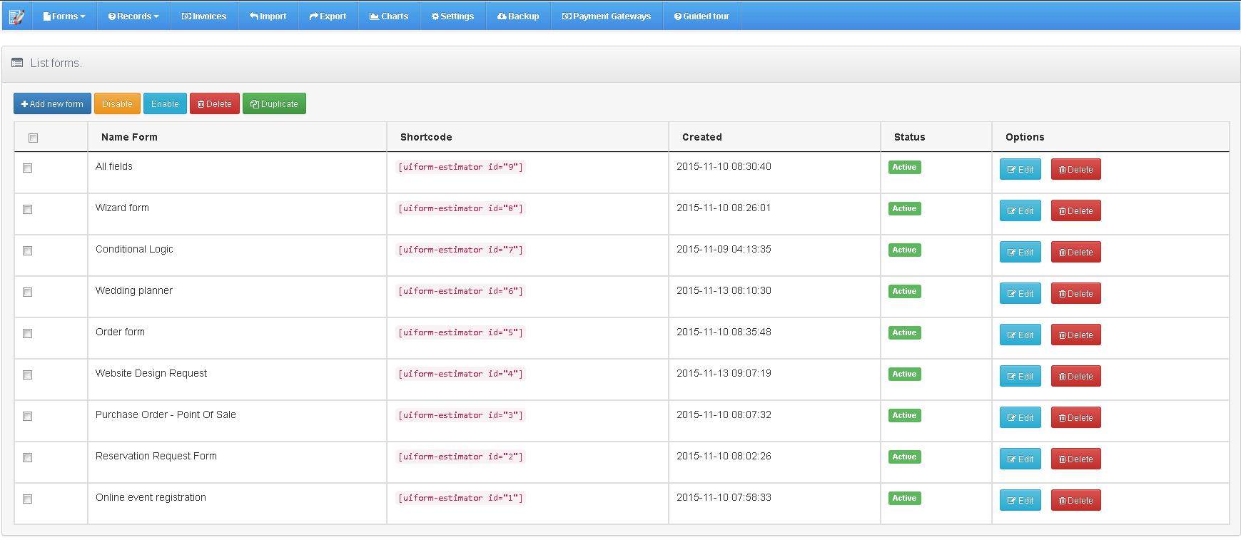 Zigaform - WordPress Calculator & Cost Estimation Form Builder by ...