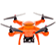 Drone Flying Quadcopter