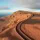 Flying Over Mirador Del Rio, Lanzarote, Canary Islands - VideoHive Item for Sale