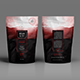 Coffee Pouch Packaging - GraphicRiver Item for Sale