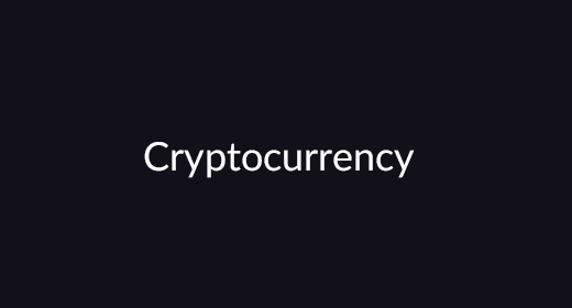 Bitcoin & Cryptocurrency Products