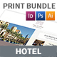 Hotel Print Bundle 7 - GraphicRiver Item for Sale