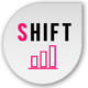 Shift Creative Presentation Google Slide
