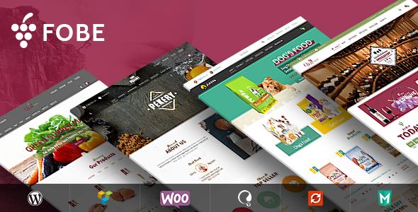 VG Fobe - Multipurpose Responsive WooCommerce Theme