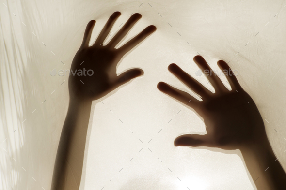 Violence on woman - Stock Photo - Images