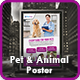 Pet Care Poster Template