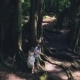 Honeymoon Couple at Balinese Botanical Garden. Ubud, Bali - VideoHive Item for Sale
