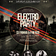 Dj Party Flyer / Poster - GraphicRiver Item for Sale
