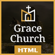 Grace Church - Charity & Church Bootstrap HTML Template - ThemeForest Item for Sale