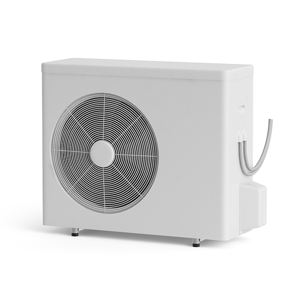 3DOcean Air Conditioner 3D Model 20990580