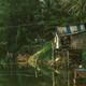 Thai house on river - PhotoDune Item for Sale