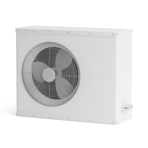 Air Conditioner 3D Model - 3DOcean Item for Sale