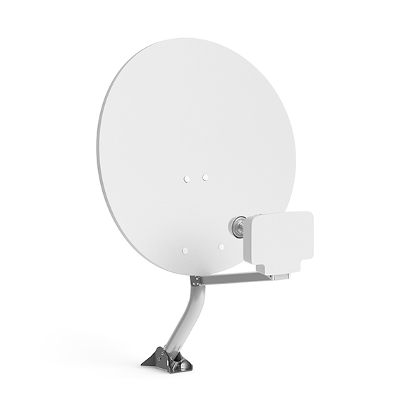 3DOcean Satellite Dish 3D Model 20990633