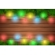Christmas Wooden Background - GraphicRiver Item for Sale