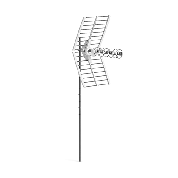 3DOcean HDTV Antenna 3D Model 20990689