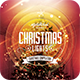 Christmas Lights CD Cover Artwork - GraphicRiver Item for Sale