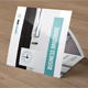 Square Trifold Business Brochure V05
