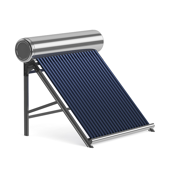 Solar Heater 3D Model - 3DOcean Item for Sale