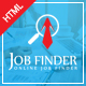 Job Finder - Job Finder HTML Template - ThemeForest Item for Sale