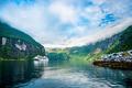 Geiranger fjord, Norway. - PhotoDune Item for Sale