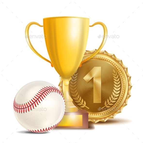 GraphicRiver Baseball Award Vector 20991103