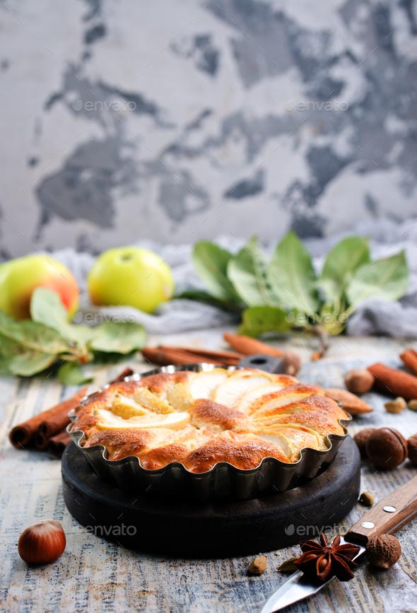 apple pie - Stock Photo - Images
