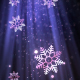 Christmas Heavenly Snowflakes 2 - VideoHive Item for Sale