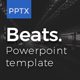 Beats Powerpoint Template - GraphicRiver Item for Sale