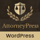 AttorneyPress | Lawyer and Law Firm WordPress Theme