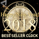 New Year Countdown Clock 2018 - VideoHive Item for Sale