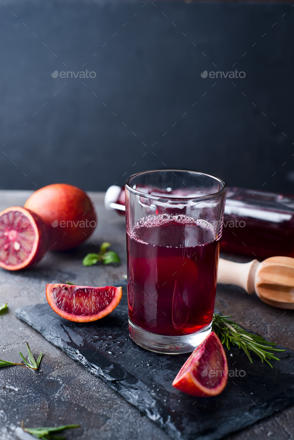 Sangria in glasses - Stock Photo - Images