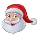 Christmas Santa Claus Cartoon - GraphicRiver Item for Sale
