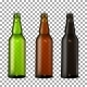 Beer Bottles Set