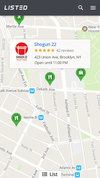 31 search page mapview mobile.  thumbnail