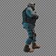 Policeman On Patrol - VideoHive Item for Sale