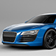 Audi R8 - 3DOcean Item for Sale