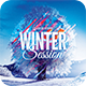 Winter Session CD Cover Artwork - GraphicRiver Item for Sale