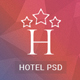 Hotel PSD Template - ThemeForest Item for Sale
