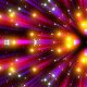 Abstract Flickering Sparkling Rays - VideoHive Item for Sale