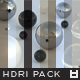 10 High Resolution Sky HDRi Maps Pack 008