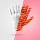 Winter Gloves Mockup - GraphicRiver Item for Sale
