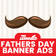 Father's Day Banners Ad